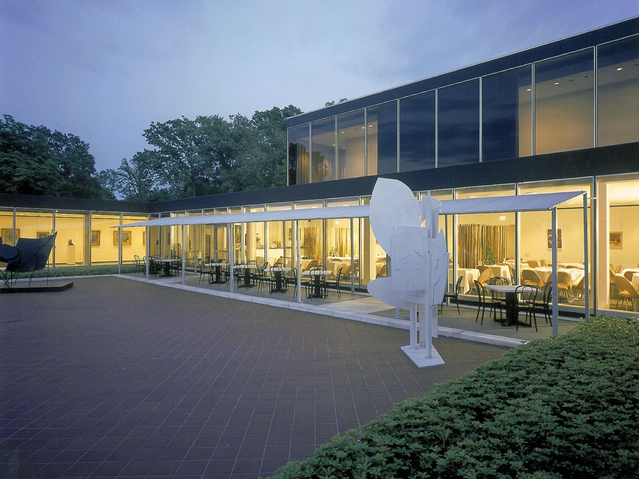 Albright Knox Art Gallery HHL Architects