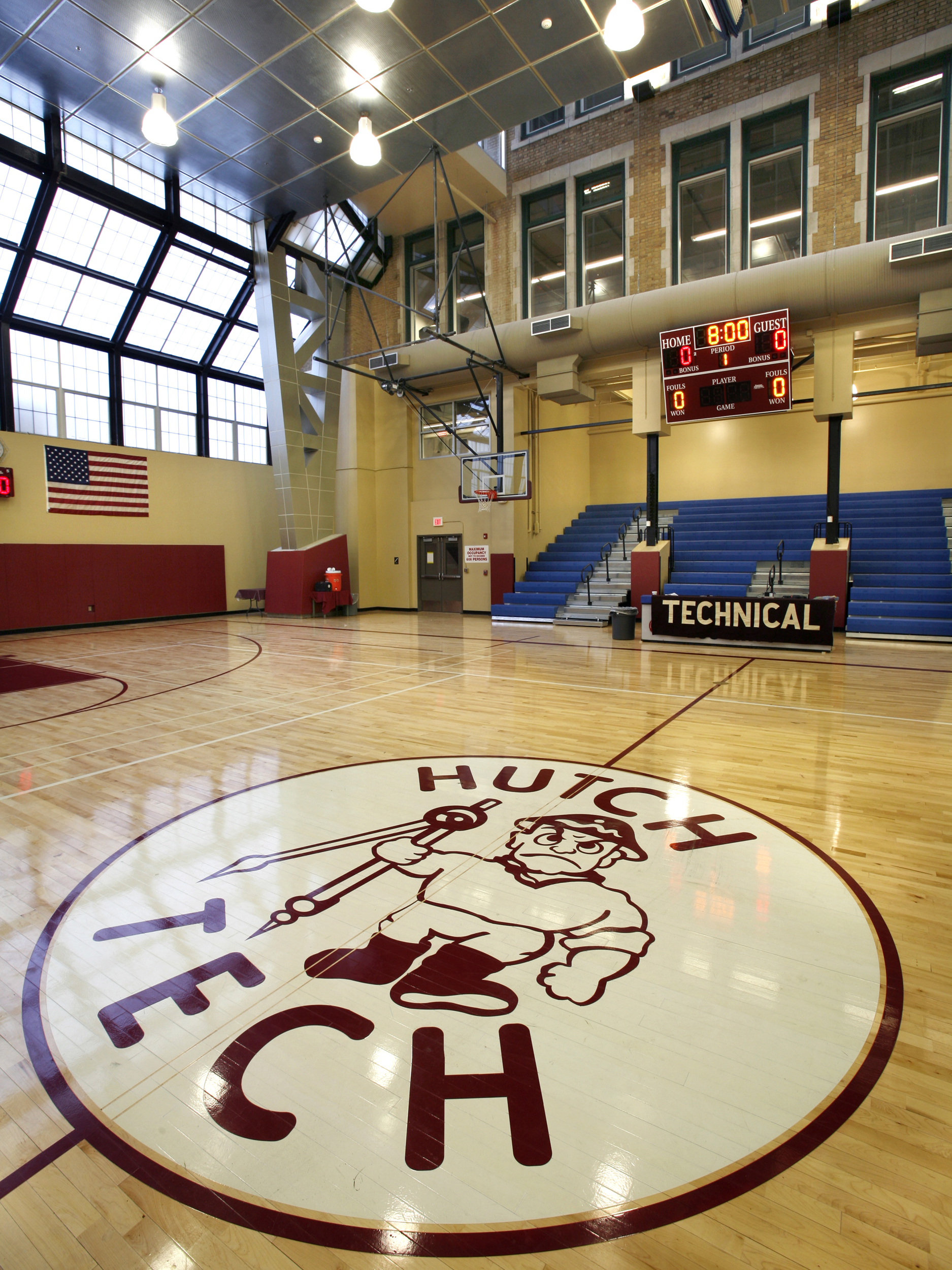 Buffalo Public School No 304 Hutchinson Central Technical