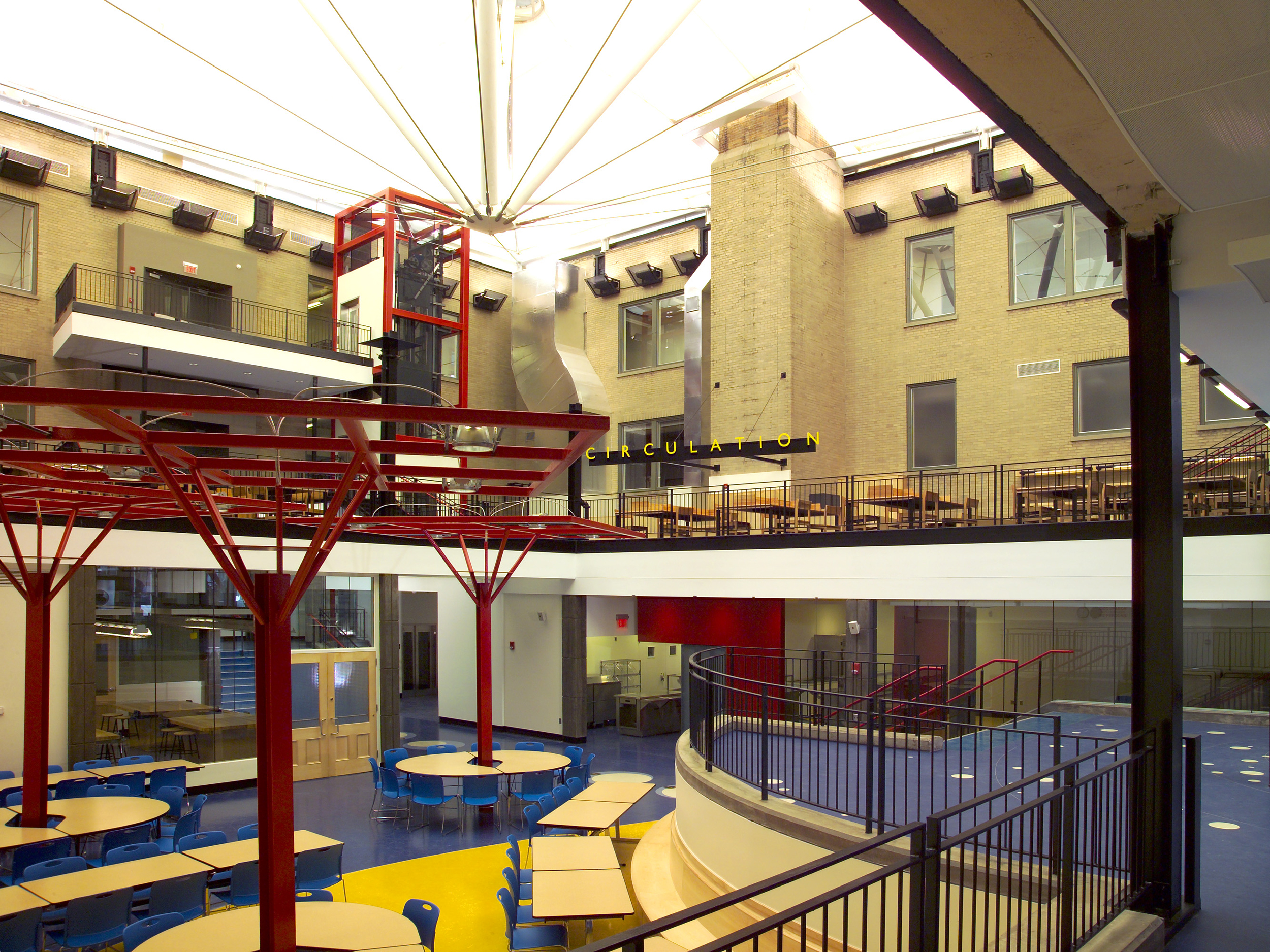 Buffalo public school no 67 discovery school hhl architects - Interior design schools buffalo ny ...