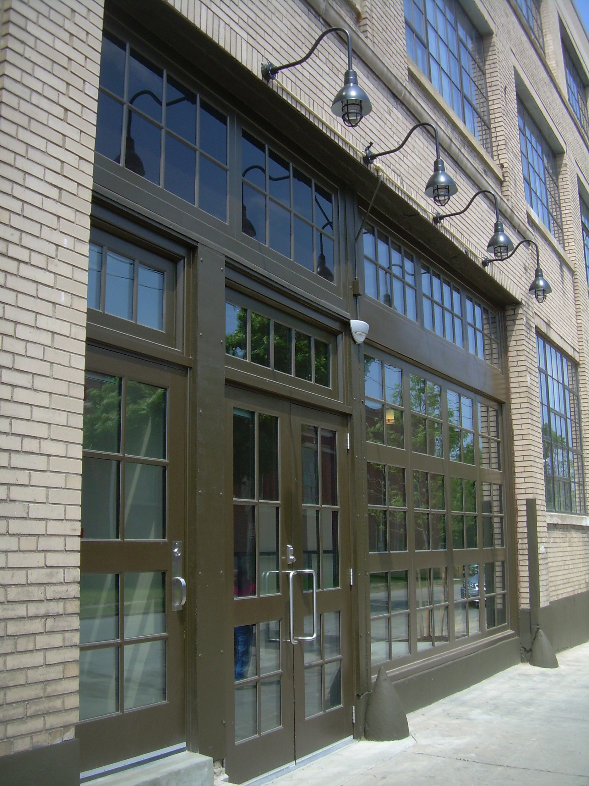 Packard Building Apartments Hhl Architects