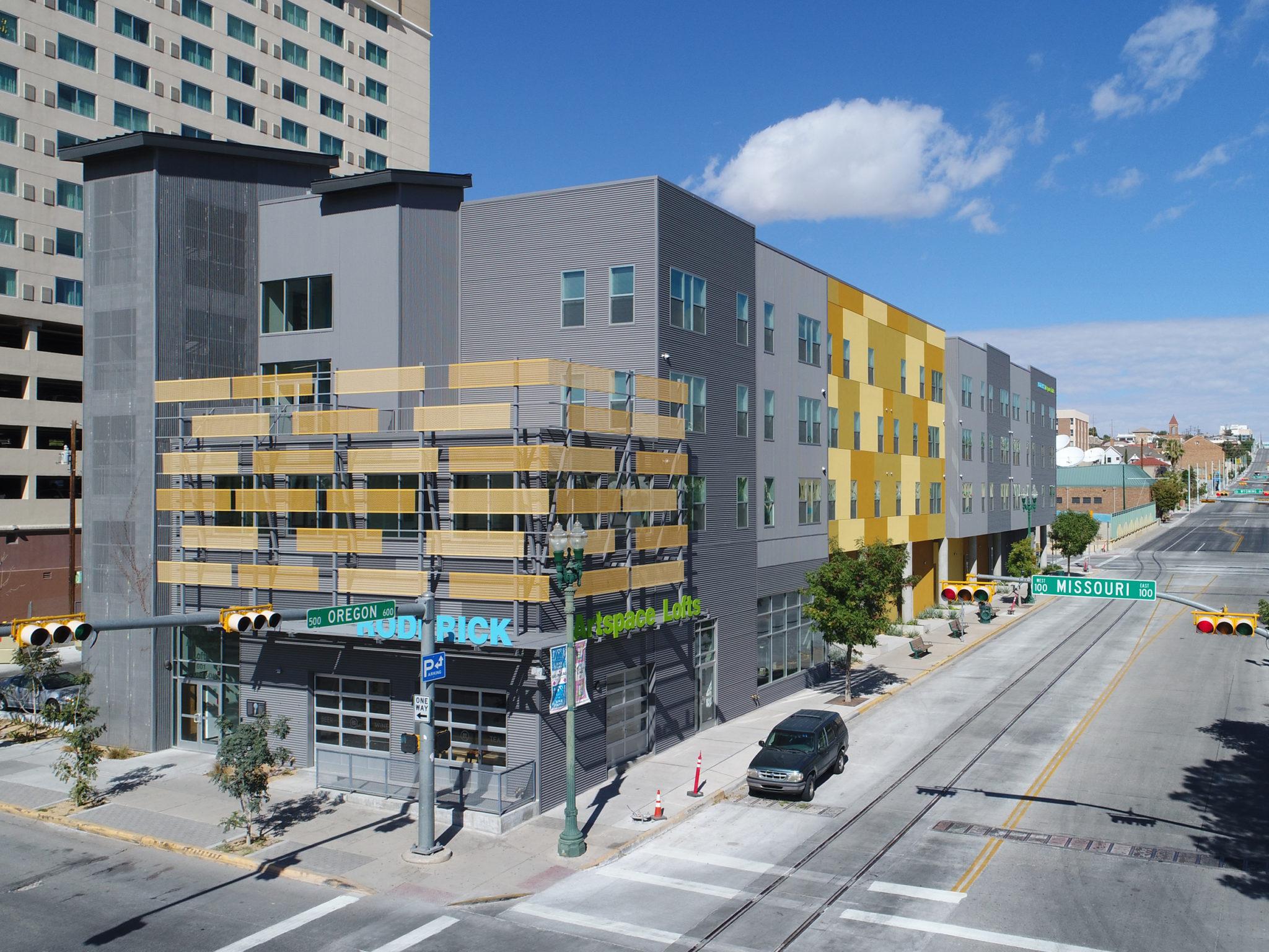 Roderick Artspace Lofts | HHL Architects