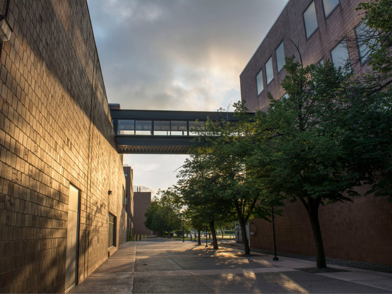SUNY University at Buffalo: Bonner Hall