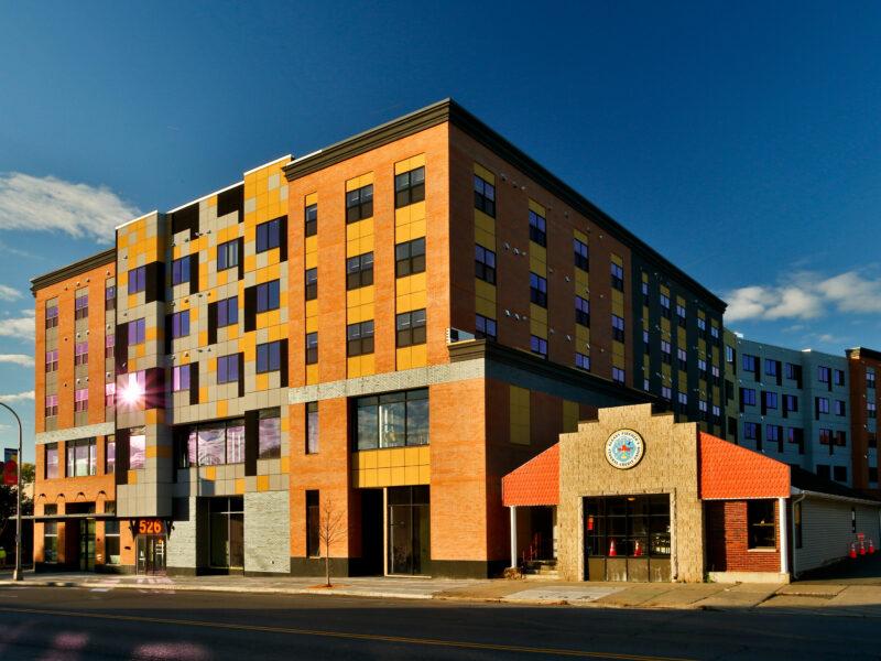 Swinburne Building Apartments