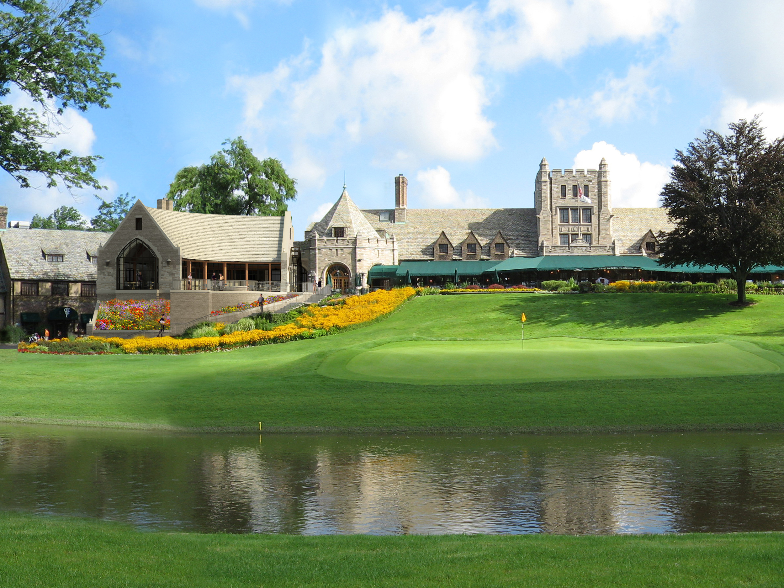 The Park Country Club Of Buffalo Expansion Amp Renovations