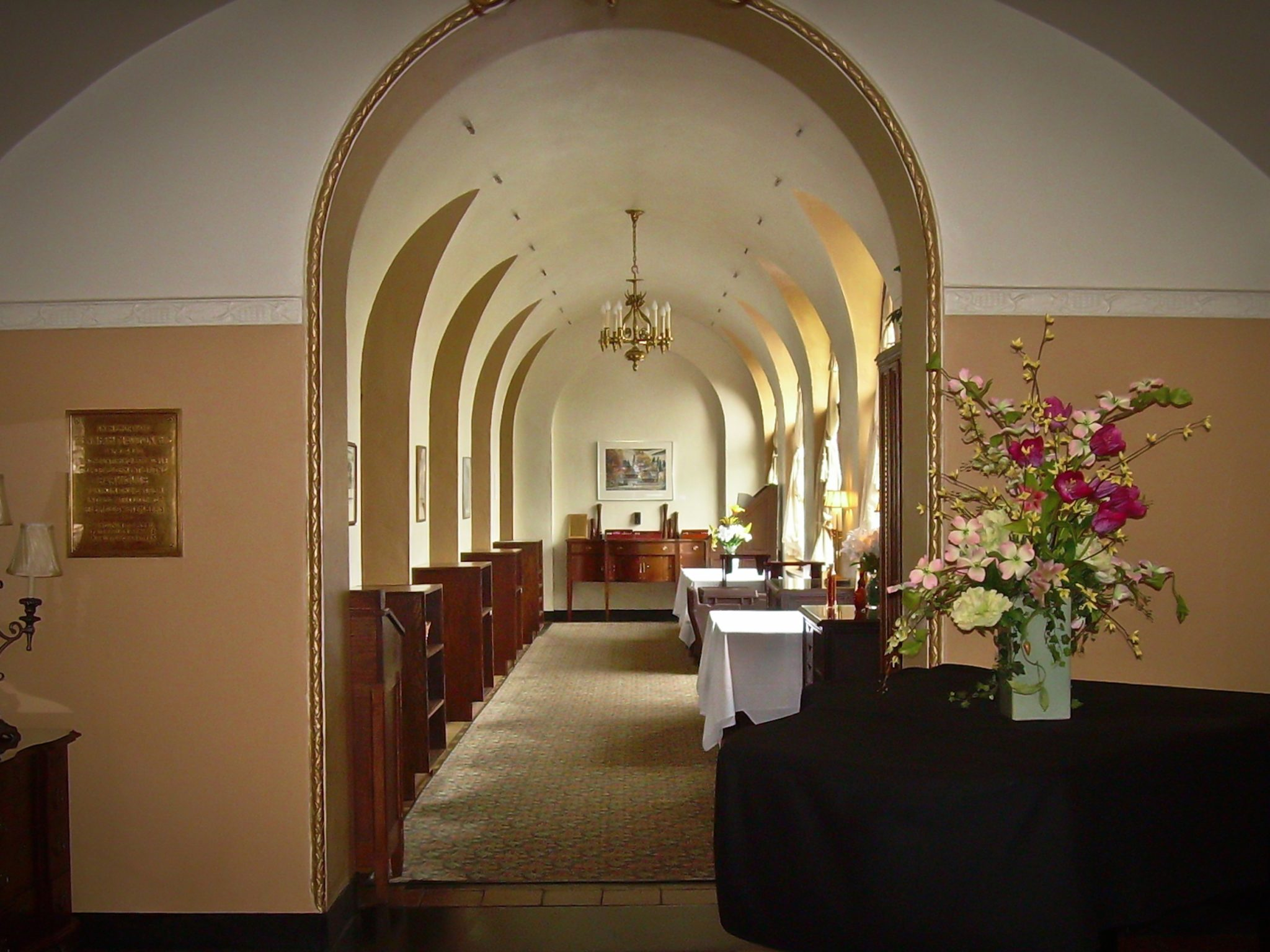 The Park Country Club Of Buffalo Interiors Space Plan