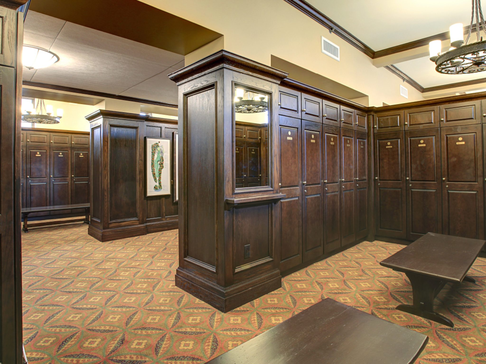 The Park Country Club Of Buffalo Locker Rooms