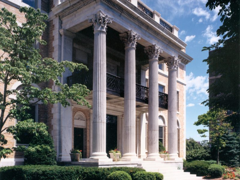 Williams-Butler Mansion Restoration & Adaptive Reuse