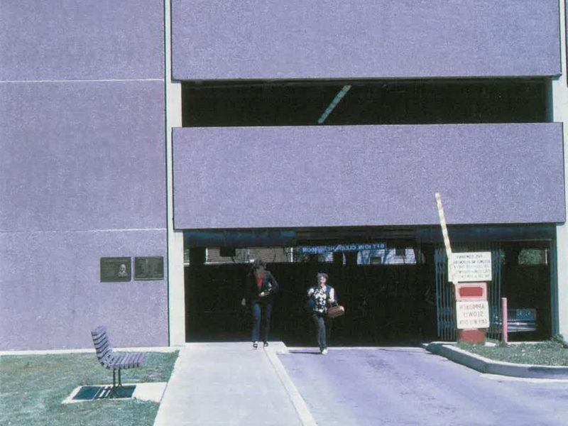Women & Children's Hospital of Buffalo Parking Ramp